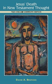 Cover Jesus' Death in New Testament Thought