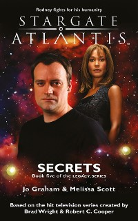 Cover STARGATE ATLANTIS Secrets (Legacy book 5)