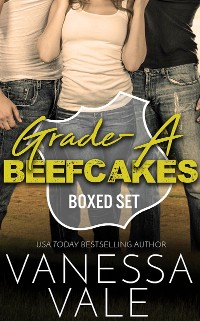 Cover Grade-A Beefcakes Complete Boxed Set: Books 1 - 5
