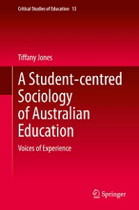 Cover A Student-centred Sociology of Australian Education