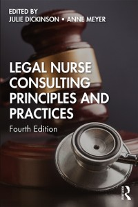 Cover Legal Nurse Consulting Principles and Practices