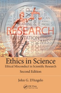 Cover Ethics in Science