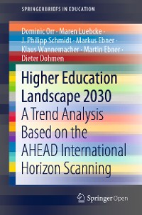 Cover Higher Education Landscape 2030