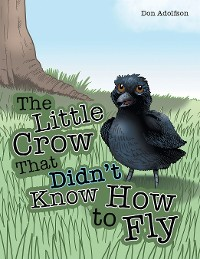 Cover The Little Crow That Didn'T Know How to Fly