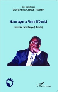 Cover Hommages a Pierre N'Dombi