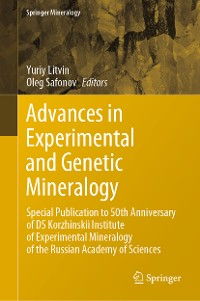 Cover Advances in Experimental and Genetic Mineralogy