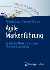 Cover Agile Markenführung