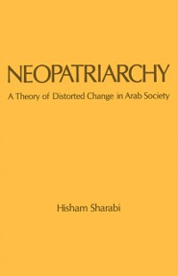 Cover Neopatriarchy