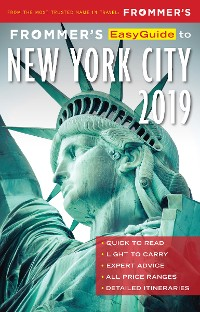 Cover Frommer's EasyGuide to New York City 2019