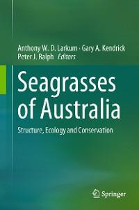 Cover Seagrasses of Australia