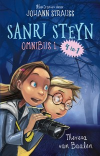 Cover Sanri Steyn Omnibus 1