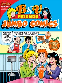 Cover Betty & Veronica Friends Comics Digest (2010), Issue 264