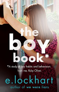 Cover Ruby Oliver 2: The Boy Book