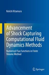Cover Advancement of Shock Capturing Computational Fluid Dynamics Methods