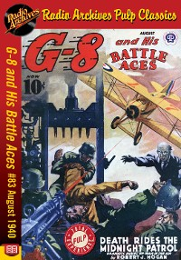 Cover G-8 and His Battle Aces #83 August 1940