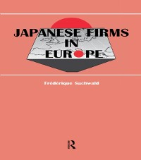 Cover Japanese Firms in Europe