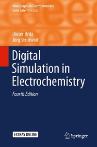 Cover Digital Simulation in Electrochemistry