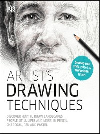 Cover Artist's Drawing Techniques