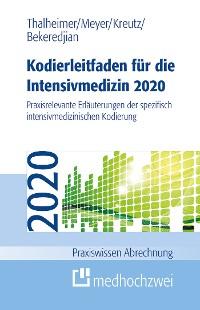 Cover Kodierleitfaden für die Intensivmedizin 2020