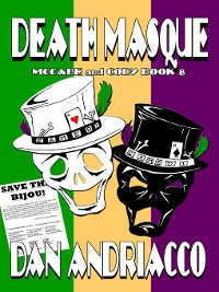 Cover Death Masque