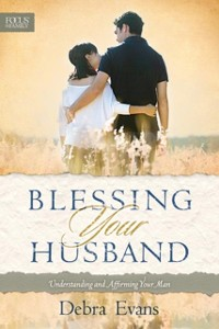 Cover Blessing Your Husband