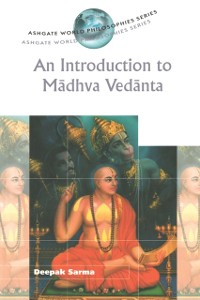 Cover Introduction to Madhva Vedanta
