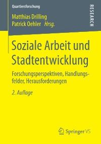 Cover Soziale Arbeit und Stadtentwicklung