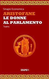 Cover Le donne al parlamento
