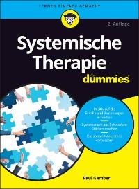Cover Systemische Therapie für Dummies