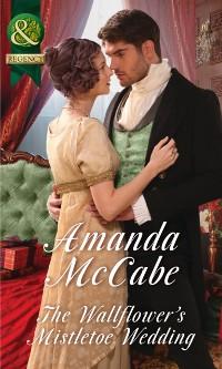 Cover Wallflower's Mistletoe Wedding (Mills & Boon Historical)