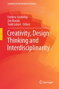 Cover Creativity, Design Thinking and Interdisciplinarity