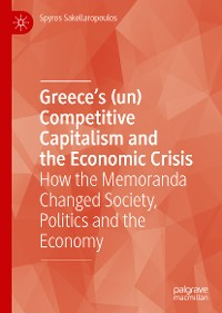 Cover Greece's (un) Competitive Capitalism and the Economic Crisis