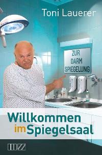 Cover Willkommen im Spiegelsaal
