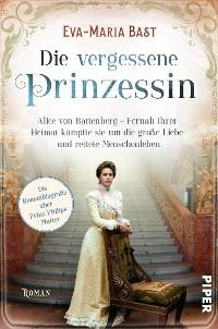 Cover Die vergessene Prinzessin