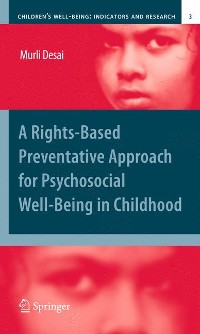 Cover A Rights-Based Preventative Approach for Psychosocial Well-being in Childhood