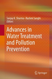 Cover Advances in Water Treatment and Pollution Prevention