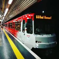 Cover Busse und Bahnen in Bonn
