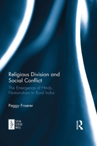 Cover Religious Division and Social Conflict