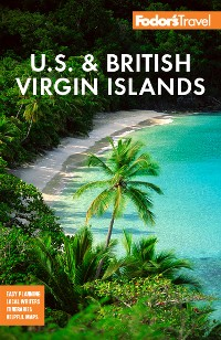 Cover Fodor's U.S. & British Virgin Islands