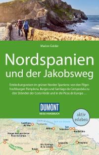 Cover DuMont Reise-Handbuch Reiseführer Nordspanien und der Jakobsweg
