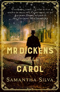 Cover Mr Dickens and His Carol