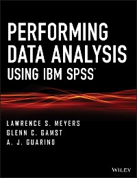 Cover Performing Data Analysis Using IBM SPSS