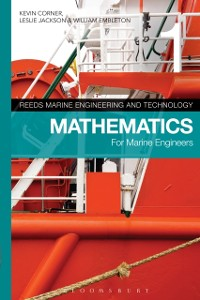 Cover Reeds Vol 1: Mathematics for Marine Engineers