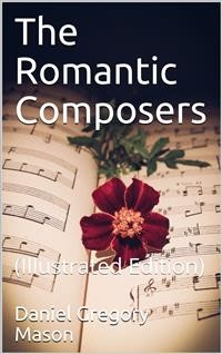 Cover The Romantic Composers