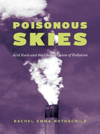 Cover Poisonous Skies