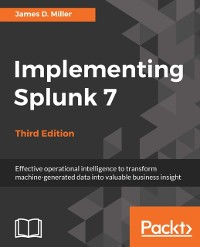 Cover Implementing Splunk 7, Third Edition