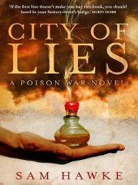 Cover City of Lies