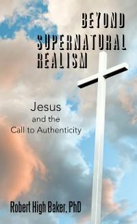 Cover Beyond Supernatural Realism
