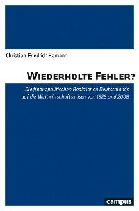 Cover Wiederholte Fehler?