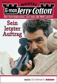 Cover Jerry Cotton 3189 - Krimi-Serie